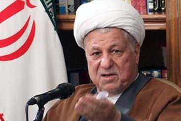 هاشمی رفسنجانی: برای حفظ نظام مقدسمان تحمل سختیهاشیرین است
