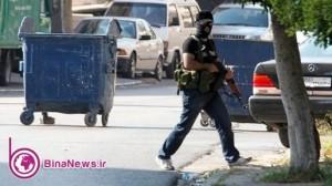 درگیری میان مخالفان لبنانی اسد و حزب الله در جنوب لبنان