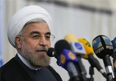 پخش زنده نشست خبری حسن روحانی از شبکههای خبر و PRESS TV