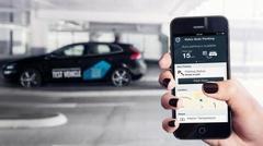 خودروهای آینده خود را پارک میکنند