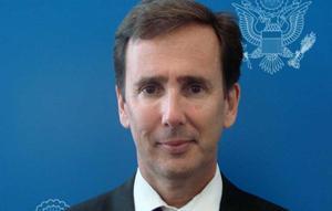 آلن ایر: ایران همکاری کند، آمادهایم تحریمها را برداریم
