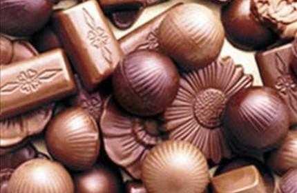 ابداع شکلاتی که آب نمی شود!