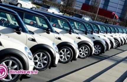 خودروهای اشتراکی، یک خودرو برای هزاران نفر