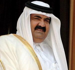 امیر قطر رسماً از قدرت کنارهگیری کرد