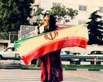 مهناز افشار در جشن صعود تیم ملی به جام جهانی