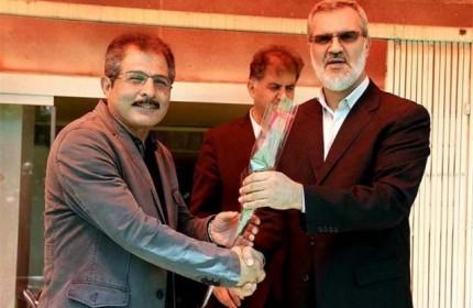 محمد پنجعلی مدیر تیم فوتبال پرسپولیس شد