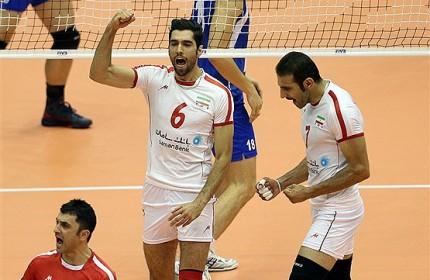 دیدار دوم تیمهای والیبال ایران و صربستان امروز در آزادی