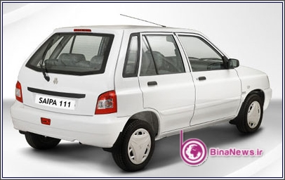 آغاز تولید آزمایشی خودروی سایپا ۱۱۱ با استاندارد یورو ۴