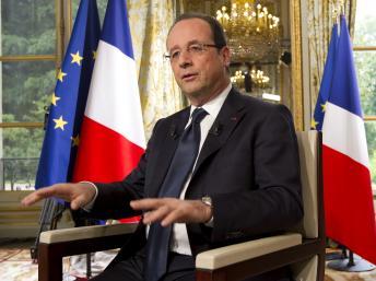 رییس جمهور فرانسه خواستار برکناری اسد شد