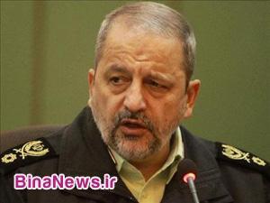 فرمانده ناجا: با ضد انقلابها برابر قانون برخورد میشود