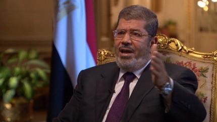 مرسی: انقلاب دومی در مصر رخ نخواهد داد