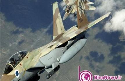 حمله هوائی اسرائیل به غزه