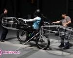 اختراع دوچرخه پرنده در جمهوری چک