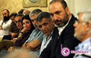 گشت ارشاد در منزل دكتر محمدرضا عارف + عكس