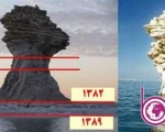 دریاچه ارومیه آب ندارد/دکتر روحانی قولت یادت نره+عکس