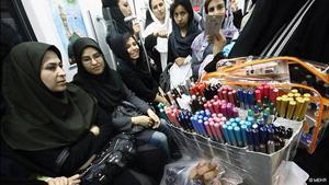 بازار داغ و پر سود لوازم آرایشی تقلبی در ایران