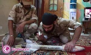 نخستین محموله جنگافزارهای مدرن به مخالفان بشار اسد رسید