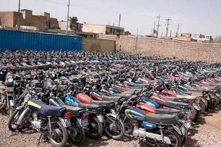 جزئیات ترخیص خودروها و موتورسیکلتهای توقیفی اعلام شد