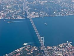 ساخت سومین پل عظیم بُسفر آغاز شد