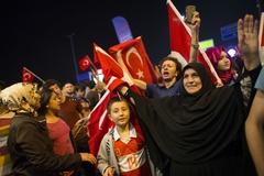 معترضان به درخواست اردوغان اهمیتی ندادند