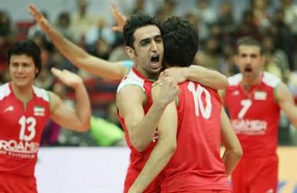 ترکیب تیمهای  ملی والیبال ایران و روسیه اعلام شد