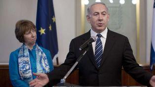 نتانیاهو خواستار فشار بیشتر اتحادیه اروپا بر ایران شد