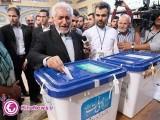 حضور کاندیداهای ریاست جمهوری پای صندوقهای رای