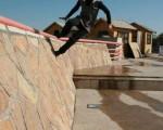 تصاویری از پارکور دختران ایرانی