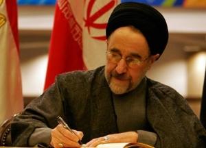 نامه سیدمحمد خاتمی به شیخ الازهر در محکومیت کشتار شیعیان