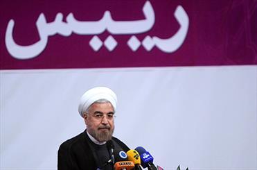 روحانی:ملت ایران در این انتخابات گفت باید بایستیم اما طرحی نو در اندازیم