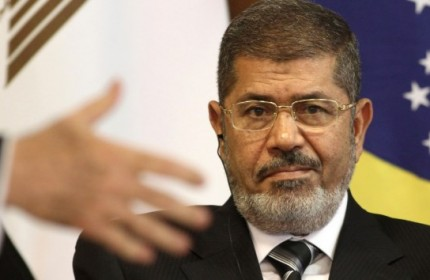 محمد مرسی از ریاست جمهوری مصر برکنار شد