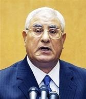 رئیسجمهوری موقت مصر زمان برگزاری انتخابات را مشخص کرد