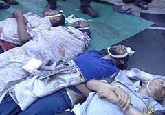 40 کشته و بیش از 500 زخمی در حمله ارتش به هواداران مرسی/ادامه تحصنها در مصر