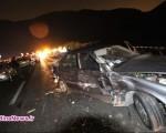 سقوط اتوبوس گردشگران از پل در ایتالیا ۳۷ قربانی گرفت+۵عکس
