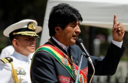 مورالس تهدید کرد سفارت آمریکا در بولیوی را میبندد