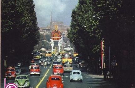 زیباترین خیابان تهران چطور ساخته شد؟