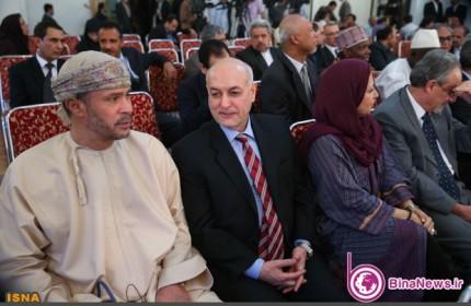 دیدار سفرای کشورهای اسلامی با رییس جمهور+9عکس