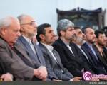 دیدار سفرای کشورهای اسلامی با رییس جمهور+۹عکس