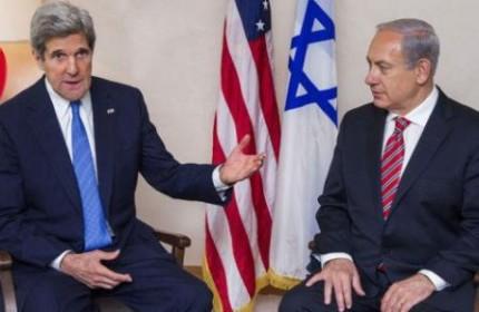 ادامه تلاش بینتیجه کری و مخالفت فلسطینیان با طرح آمریکا