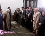 دیدار فعالان اقتصادی با آیت الله هاشمی رفسنجانی+۷عکس