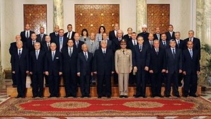 کابینه جدید مصر سوگند یاد کرد/ السیسی معاون نخستوزیر شد