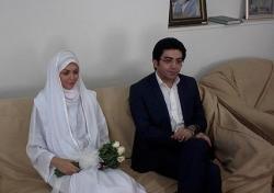 پاگشای فرزاد حسنی و آزاده نامداری از طرف بازیگران مشهور سینما+عكس
