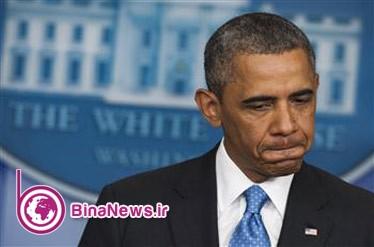 اوباما سکوت خود را شکست