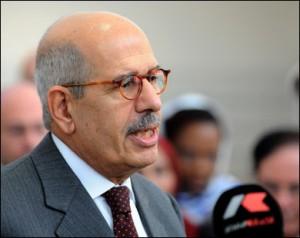 البرادعی معاون اول رئیسجمهوری مصر شد
