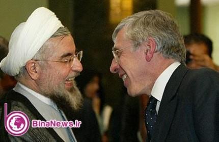 حضور احتمالی«جک استراو» در مراسم تحلیف «حجت الاسلام روحانی»