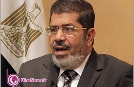 """پیشنهاد مرسی به ارتش؛ """"اگر آزادم کنید از کشور میروم"""""""