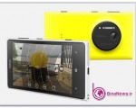 رونمایی از تلفن هوشمند مجهز به دوربین ۴۱ مگاپیکسلی