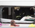 خروج مرگبار قطار از ریل و اعلام سه روز عزای عمومی در اسپانیا + ۱۱ عکس