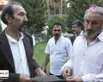 عکسهای پشت صحنه سریال شاهگوش با حضور آقای خاتمی+۲۲عکس
