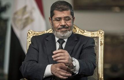 تلویزیون روسیه: محمد مرسی دست به اعتصاب غذا زده است